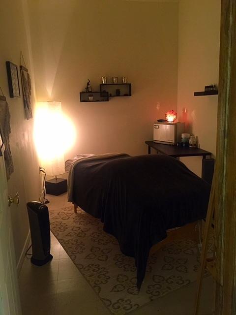 Massage Rm
